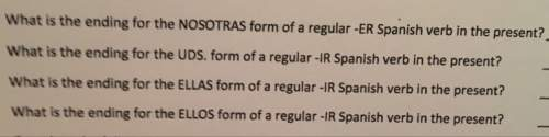 Plz with these 4 questions for spanish ? ?