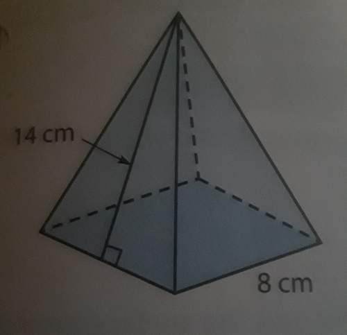 What's the surface area of this shape?