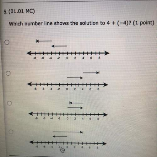 Which number line shows the solution to 4...</a></div><div class=