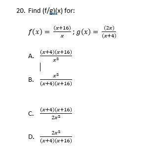 Can someone me with this algebra question? answer to your best abilities < 3 you!