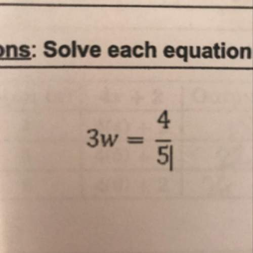How to solve this equation? will give