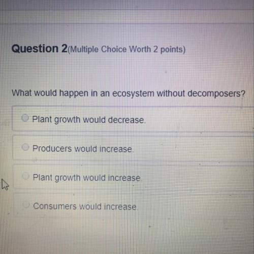 What would happen in an ecosystem w...</a></div><div class=