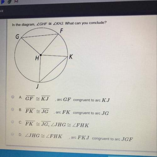 Ghf is congruent to khj, what can you conc...</a></div><div class=