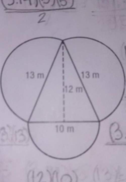 How do i find the area of this shape​