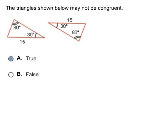 Are these triangles congruent...</a></div><div class=