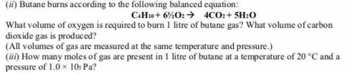 How do I do these chemistry gas equations?
