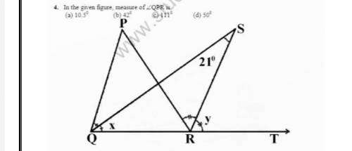 Find the measure of QPR.. I need full e...</a></div><div class=